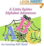 A Little Spider's Alphabet Adventure...