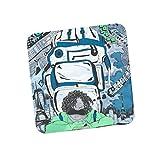 PosterGuy Traveller's Paradise Illustration Coaster