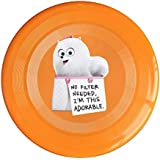 DETED Fashion The Secret Life Of Doggy Sport Disc - Yellow