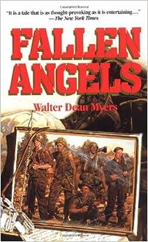 Fallen Angels: Walter Dean Myers: 9780590409438: Amazon