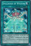 Yu-Gi-Oh! - Spellbook of Wisdom (AP04-EN010) - Astral Pack: Booster Four - Unlimited Edition - Super Rare