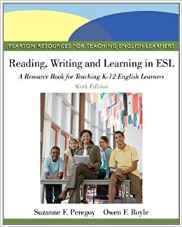 Reading, Writing, and Learning in ESL: A Resource Book