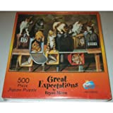 SunsOut 500 Piece Puzzle - Great Expectations by Bryan Moon