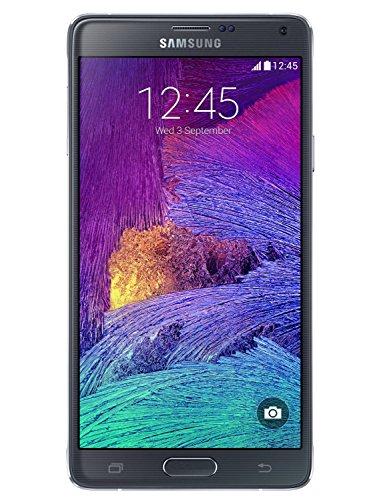 Samsung N910 Galaxy Note 4 Smartphone, 32 GB, Nero [Italia]