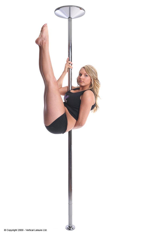 X-Pole Epert 50mm Chrome pole dancing pole