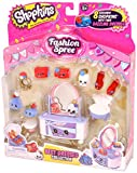Shopkins S3 Fashion Spree Themed Pack Best Dressed Collection