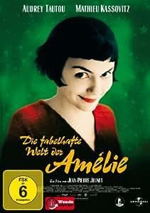 Die fabelhafte Welt der Amélie: Amazon.de: Audrey Tautou