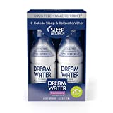 Dream Water 0 - Calorie Sleep And Relaxation Shot - Snoozeberry Blueberry Pomegranate 2 - 2.5 Oz - 2 Pack