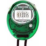 ACCUSPLIT Survivor II S2XL Stopwatch, Clock (Lime), Various/Lime