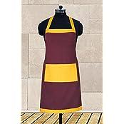 Dekor World Colour Bonanza Apron (Pack Of 1 Pc)
