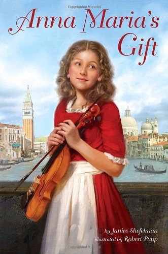 Anna  Maria's Gift (A Stepping Stone Book(TM))