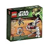LEGO Star Wars Clone Troopers vs Droidekas 75000