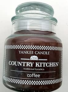 country kitchen candles yankee country kitchen candle small jar 3 2748