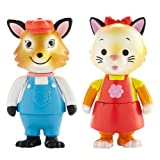 Richard Scarry Busytown Mr. Fix It and Sally Figure Pack