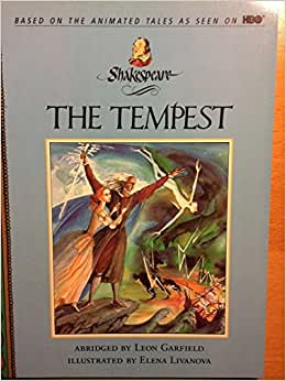 The Tempest : The Cartoon Illustrated Edition