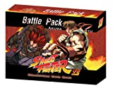 Universal Fighting System (UFS) Card Game Street Fighter Battle Pack Ryu Vs. Akuma