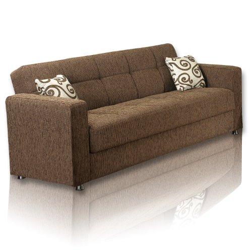 ROLLER 3-Sitzer VIRGO braun Sofa Couch