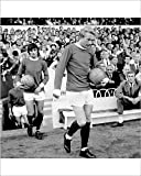 Photographic Print of Football League Division One - Tottenham Hotspur v Manchester United