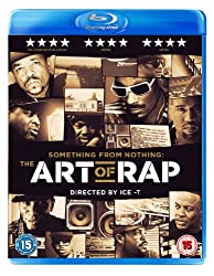 Something From Nothing Art of Rap [Blu-ray]