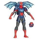 Marvel Amazing Spider-Man 2 Spider Strike Web Wing Spider-Man Figure