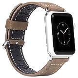 Galleria fotografica Hoco Art Cinturino Lusso in Pelle per Apple Watch 42mm - Marrone