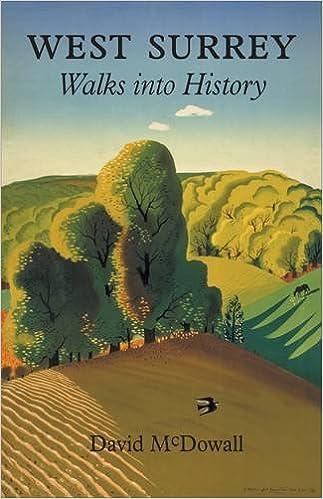 Surrey guidebook