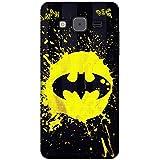 The Racoon Batman Printed Designer Hard Plastic Back Case For Samsung Galaxy On7