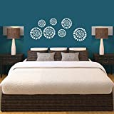 Studio Briana White Exclusive Tribal Abstract Wall Sticker