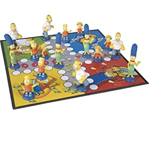 Click to buy Simpsons board game: Don't Worry from Amazon UK!
