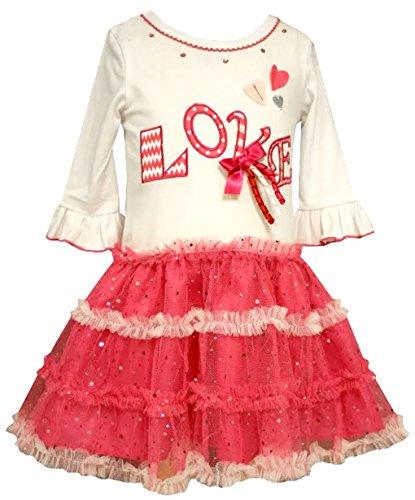 Bonnie Jean Little Girls Love Tutu