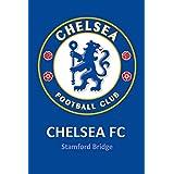 Chelsea FC Logo Poster ON FINE ART PAPER HD QUALITY WALLPAPER POSTER