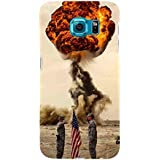 For Samsung Galaxy S6 Edge I Have Got The Dreamers Disease ( I Have Got The Dreamers Disease, Good Quotes, Nice Quotes ) Printed Designer Back Case Cover By TAKKLOO