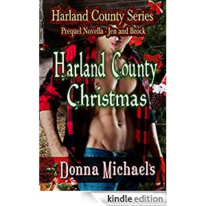 Harland country Christmas book cover