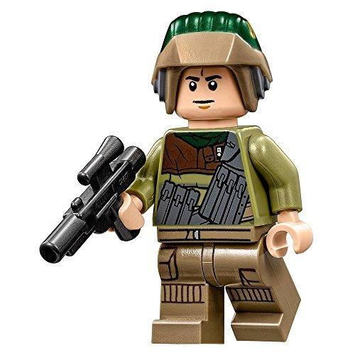 Lego Star Wars Rogue One Rebel Trooper Minifigure