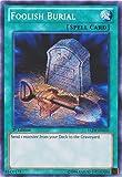 Yu-Gi-Oh! - Foolish Burial (LCJW-EN070) - Legendary Collection 4: Joey's World - 1st Edition - Secret Rare