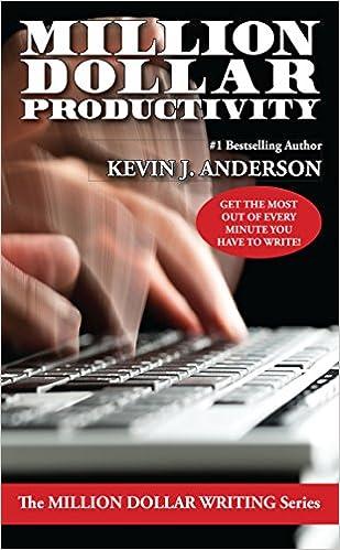Million Dollar Productivity Book Cover