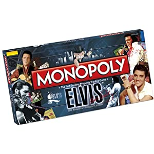 Click to buy Elvis Monopoly from Amazon!