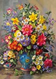 Wentworth Mid Spring Gathering 250 Piece Wooden Jigsaw Puzzle
