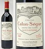 [1999] シャトー・カロン・セギュール 750ml (サンテステフ第3級) 赤ワイン((AACS0199))