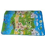 Mat ,Kids Floor Mat, Designer Floor Mat, Kids Floormate, Kids Playground, Colorful Floor Mate (Random Design)