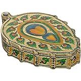 Crafts Creator Acrylic Decorative Box (12 Cm X 19 Cm X 4 Cm, CC_42)