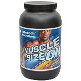 Infotech Nutritions Muscle Sizeon Powder- 1 KG, Chocolate/Vanilla