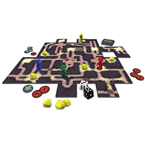 Click to buy Gold Mine board game from Amazon!