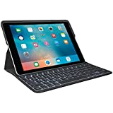 Logitech Create Backlit Keyboard Case With Smart Connector For IPad Pro 9.7-Inch - Black (920-008131)