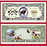 Hunter Million Dollar Bill Case Pack 100 Hunter Million Dollar Bill Case Pack 100