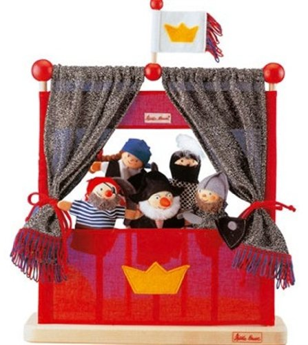 Puppet Theater with Pirates