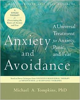 Anxiety, Phobias & Panic