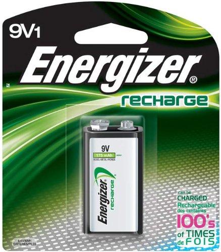 Energizer Nickel Metal Hydride Battery  -