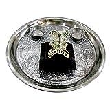Luxury Gifts By Nikki Ganeshji Idol And A Puja Thali