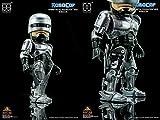 HEROCROSS Hybrid Metal Figuration 025 1987 Robocop Diecast Action Figure